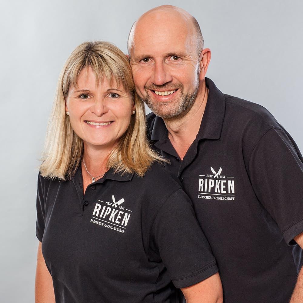 Katrin und Frank Ripken